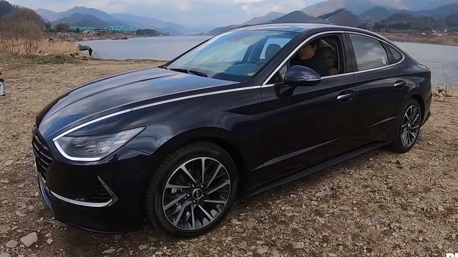 2020 hyundai sonata extensively detailed in lengthy video