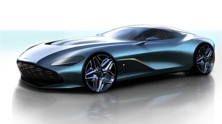 Aston Martin DBS GT Zagato - Une série limitée à 19 exemplaires