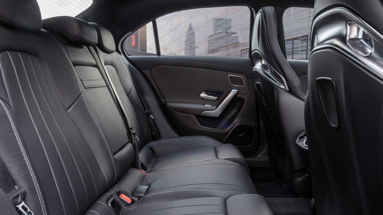 Mercedes-AMG A 35 Limousine