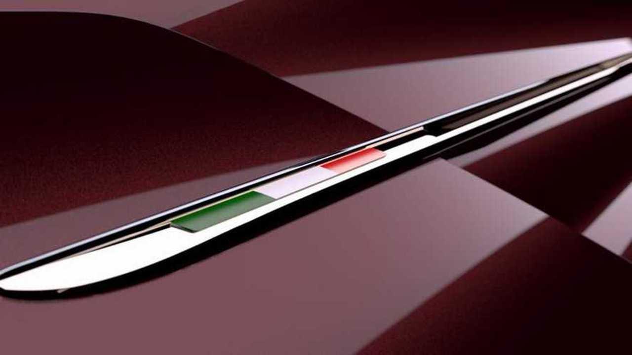 Italdesign new car teaser