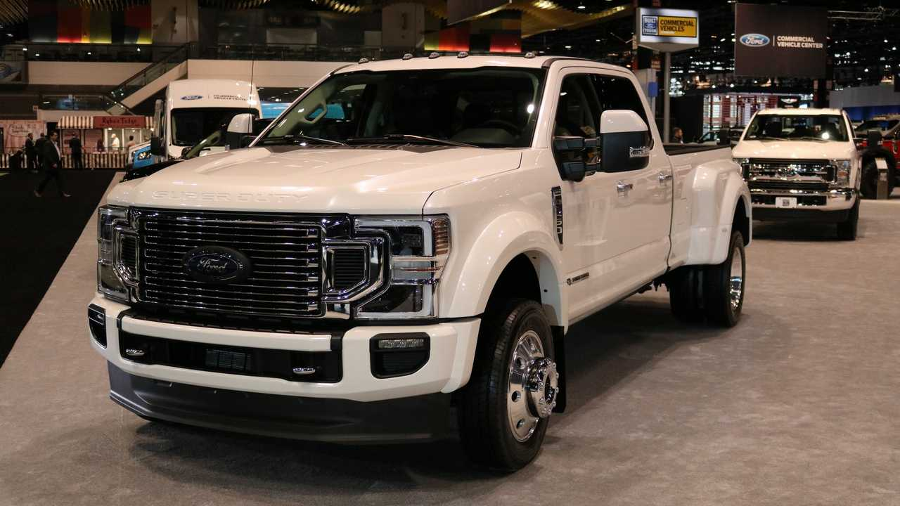 2020 Ford Super Duty S New 7 3 Liter V8 Detailed Up To 430 Hp
