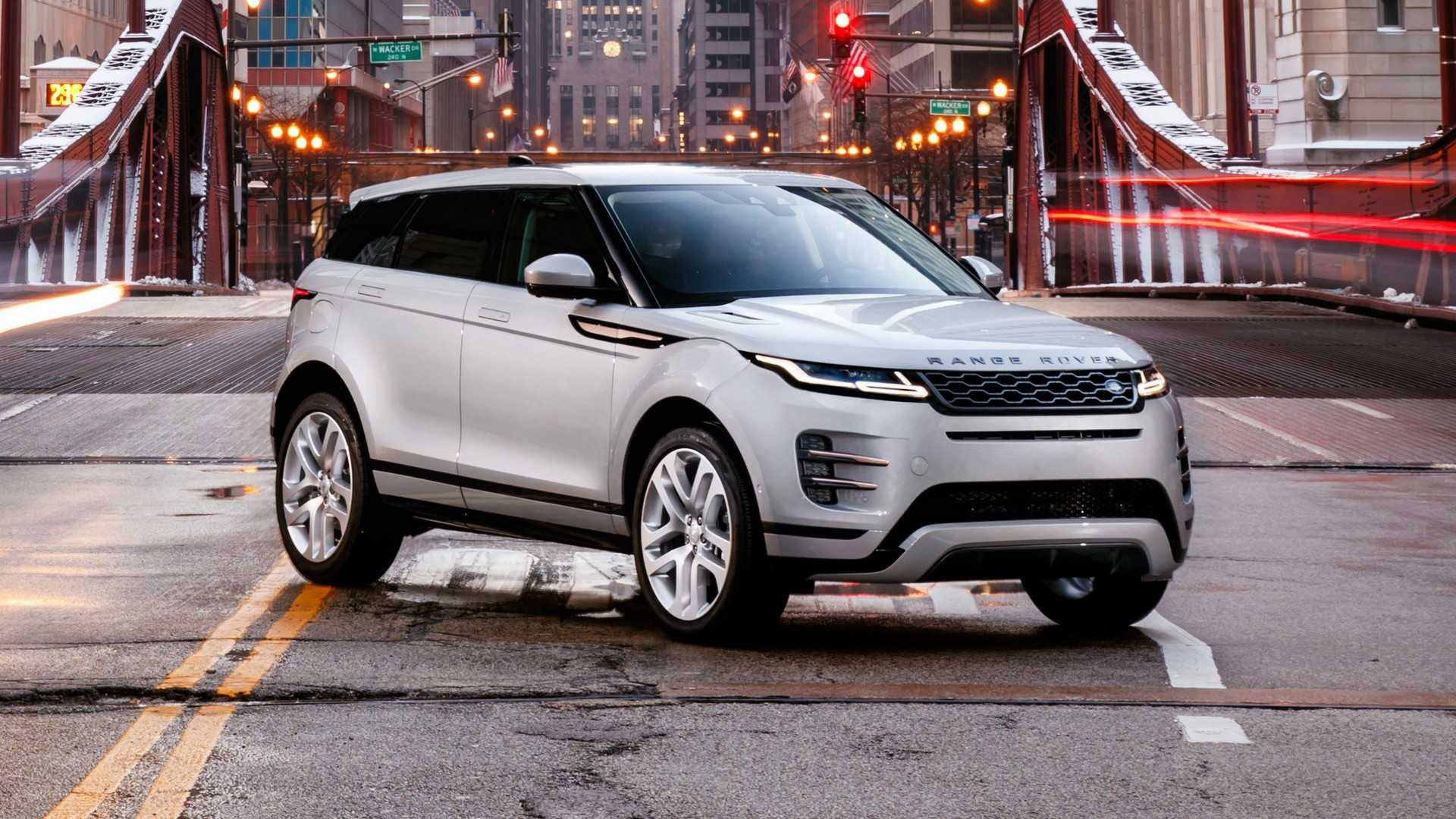 Range Rover Evoke >> Land Rover Range Rover Evoque News And Reviews Motor1 Com