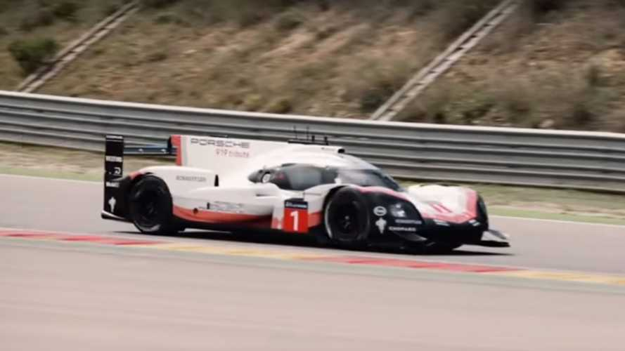 Chris Harris genuinely impressed by the Porsche 919 Hybrid