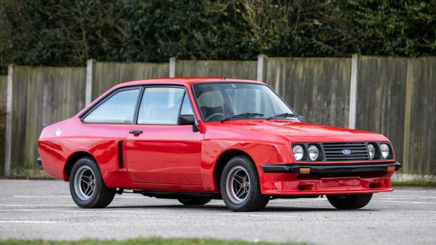 Rare Fast Fords Headline Classic Car Auction Sale