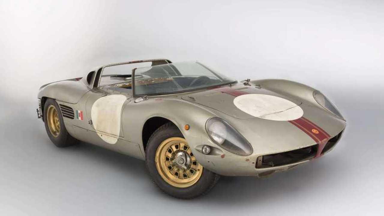 Scuderia Serenissima 1966 Spyder