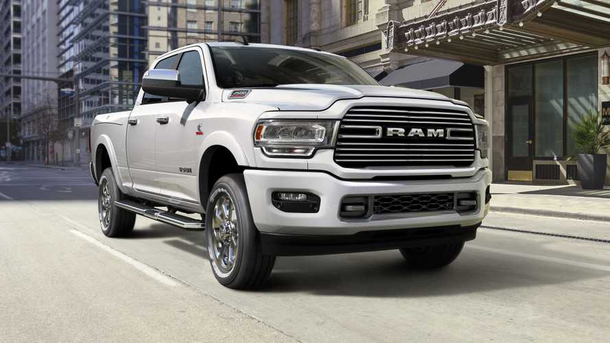 2019 Ram Heavy Duty with Sport package