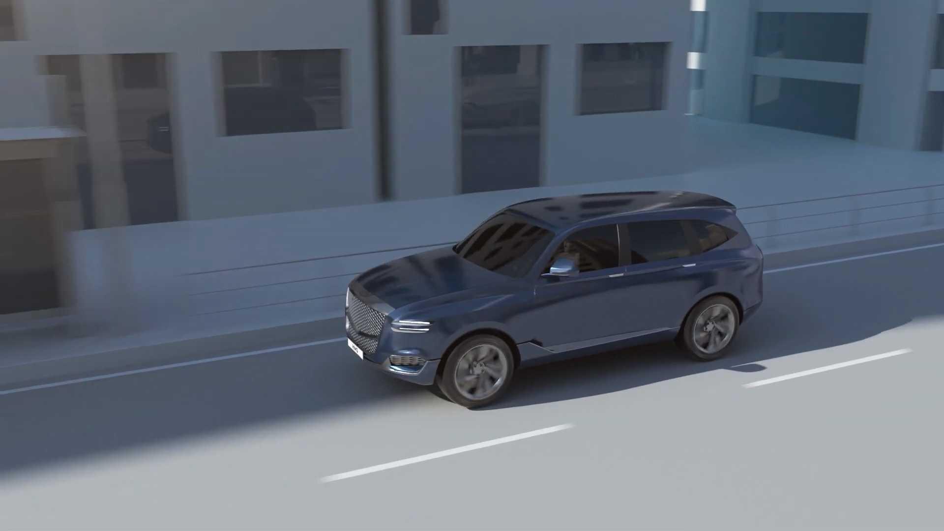Genesis Suv And 2020 Hyundai Sonata Coming This Year