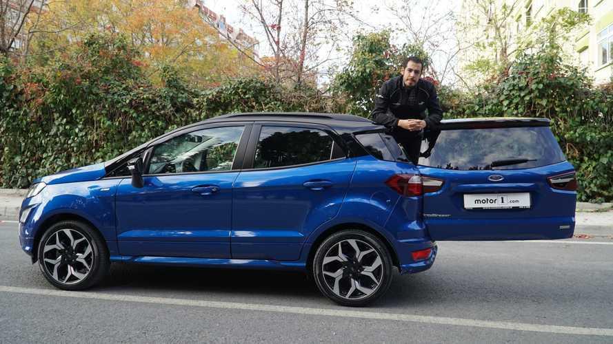 2018 Ford EcoSport 1.0 EcoBoost ST-Line | Neden Almalı?