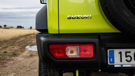 La prueba en vídeo del Suzuki Jimny 2019 está al caer...