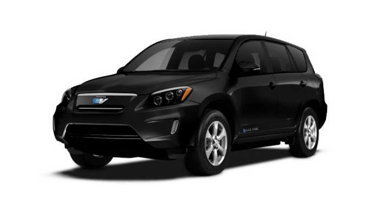 2014 Toyota RAV4 EV (+1 to kdawg for the file)