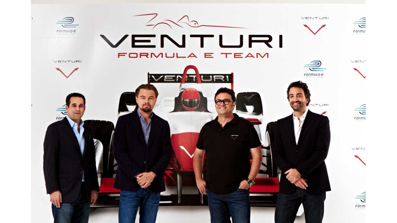 Venturi Automobiles With Leonardo DiCaprio Joins Formula E As 10th Team