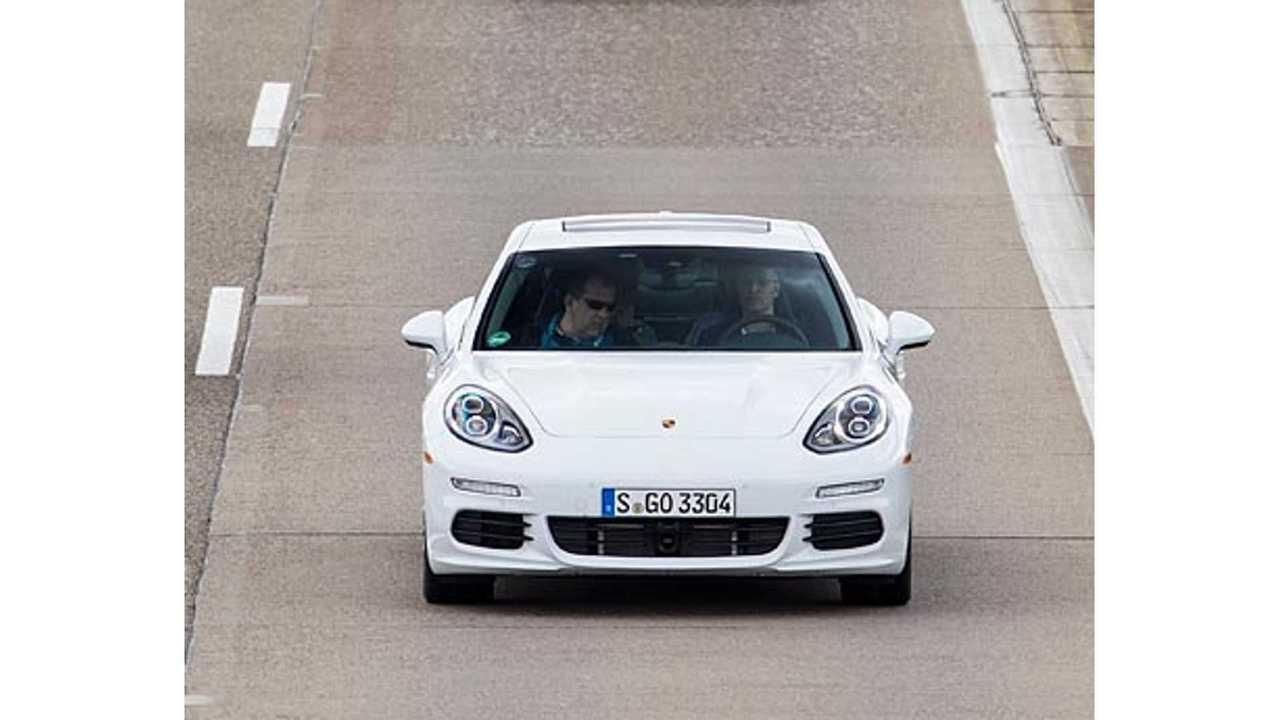 Porsche Panamera S E-Hybrid Available at All Porsche Dealerships Nationwide