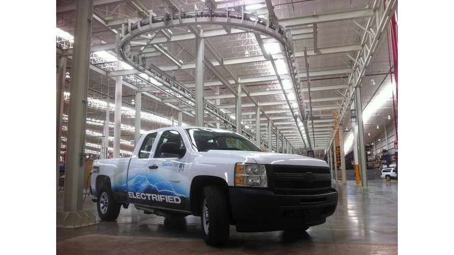 "VIA Motors Celebrates Opening of ""High Volume"" EREV Assembly Facility in Mexico (w/video)"