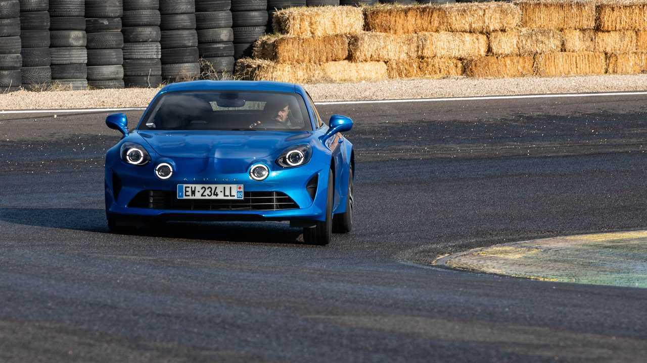 Alpine A110 Premiere Edition 2019 prueba