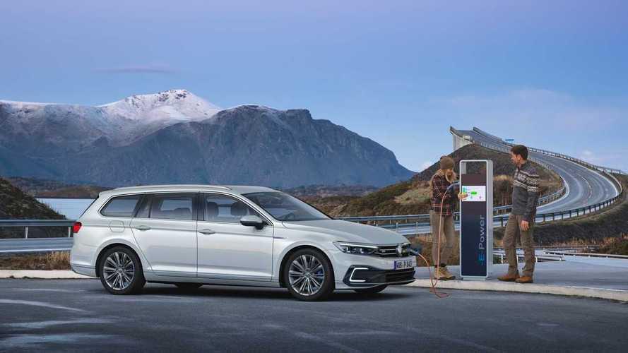 Volkswagen Passat GTE, l'ibrido che può battere il Diesel