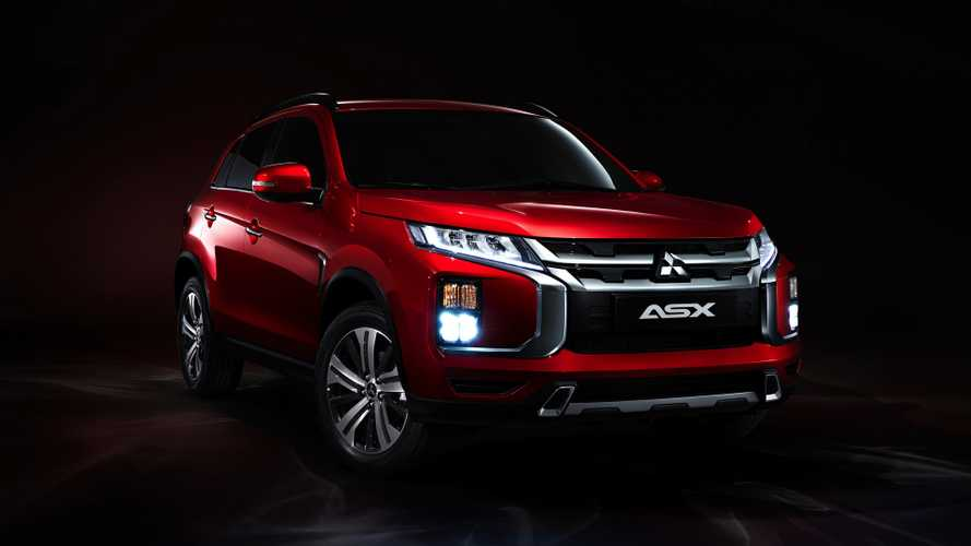 2020 Mitsubishi ASX Unveiled With Major Facelift