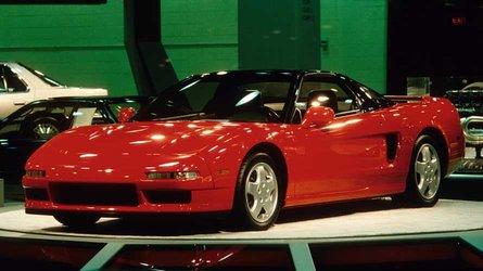 Honda NSX, 30 anni fa la prima apparizione del mito
