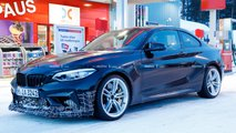 Fotos espía BMW M2 CS