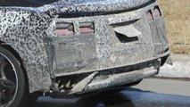 Mid-Engined Corvette Spy Photo