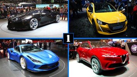 Nuestros coches favoritos del salón de Ginebra 2019