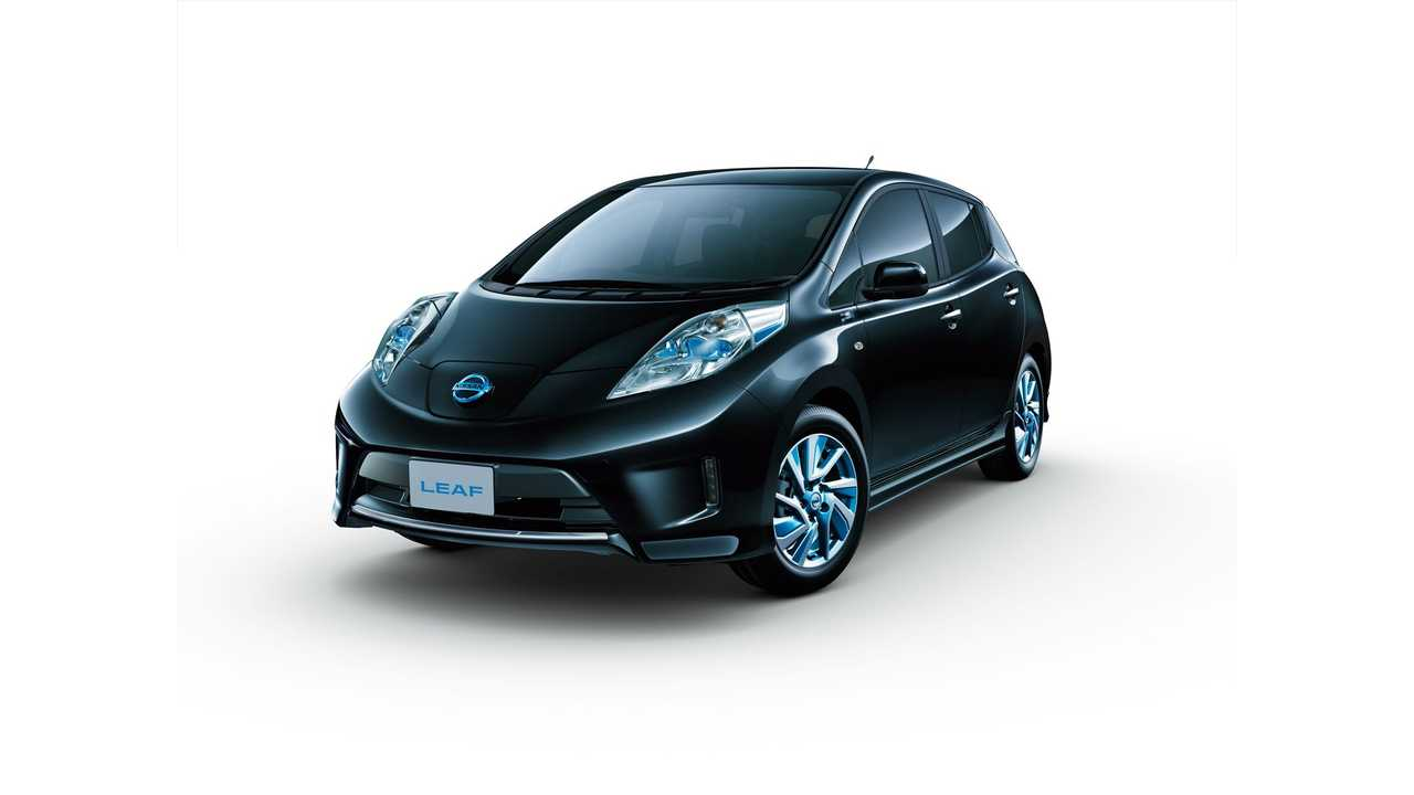 Nissan Reduces LEAF Price In Japan - Will It Get Lowered Elsewhere Too?