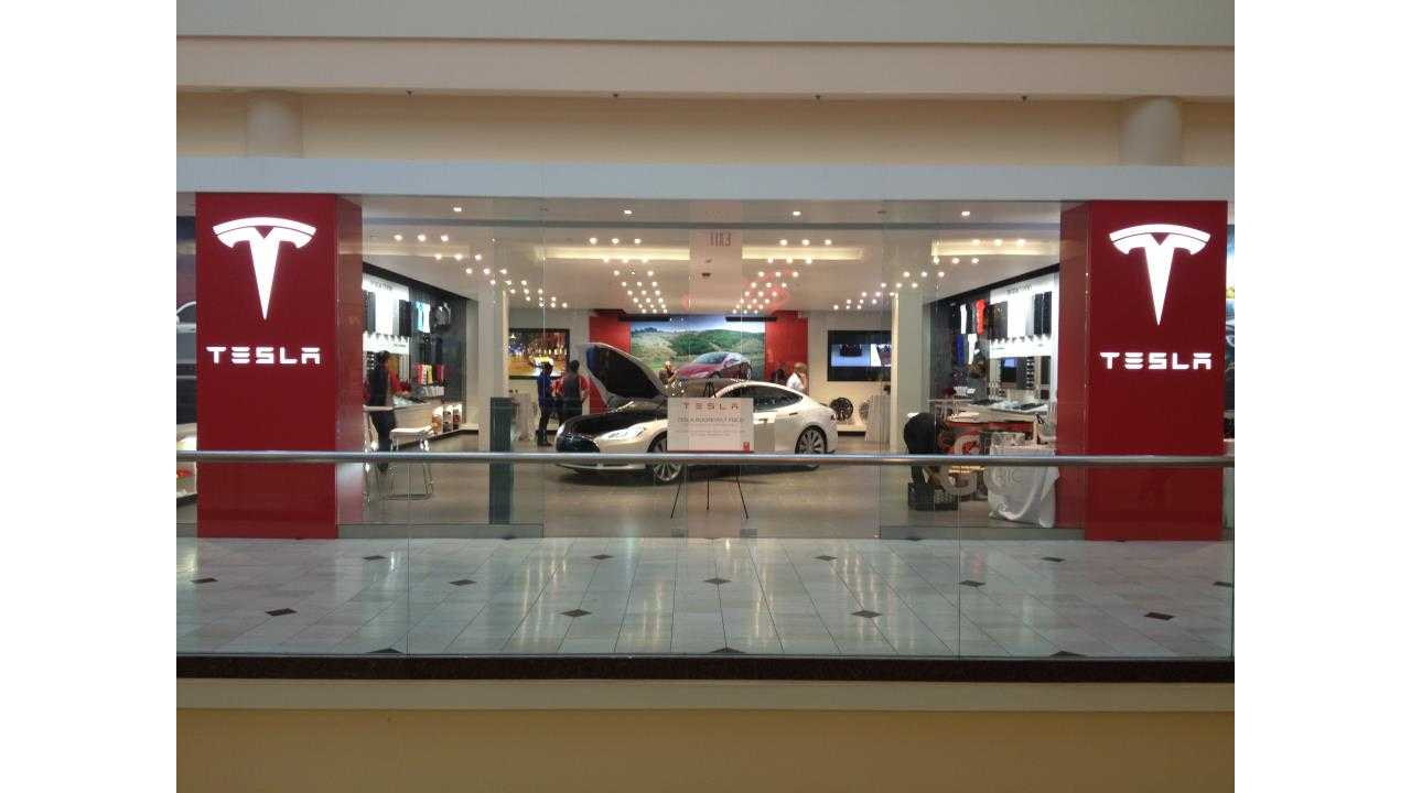 New York Cuts Deal To Allow Existing Tesla Stores To Continue Direct Selling