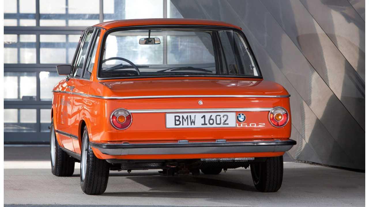 BMW 1602 Electric