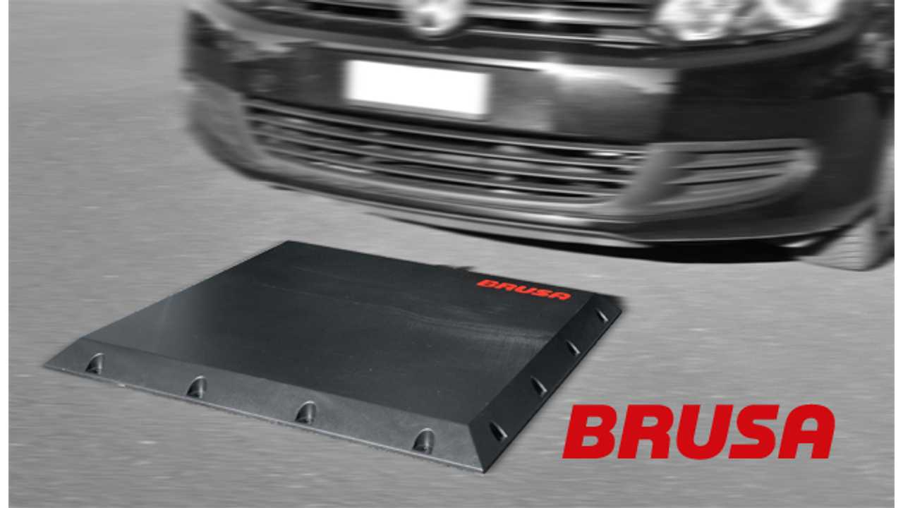 Brusa Ups Wireless Charging Technology to 7.2 kW