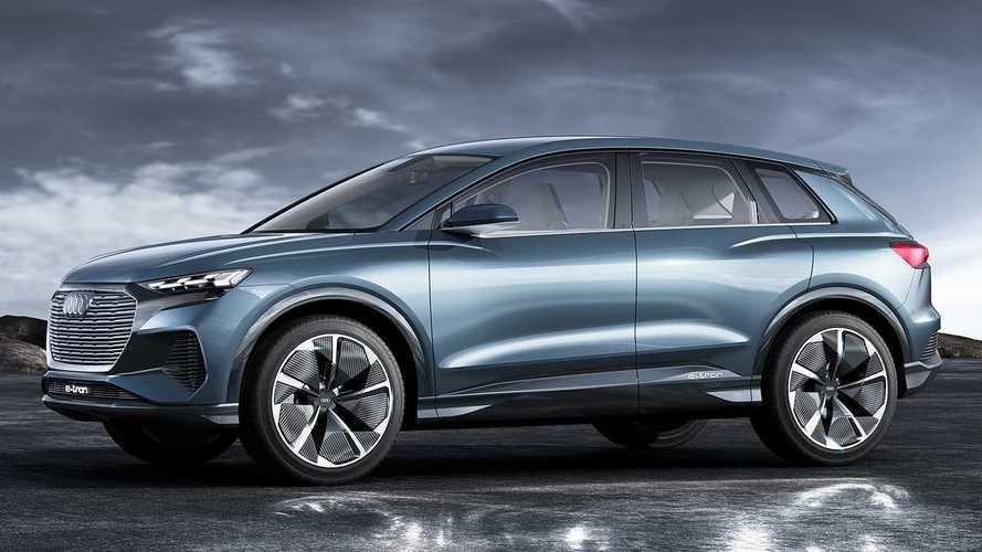Audi Q4 e-tron 2019: un nuevo SUV eléctrico, directo desde Ginebra