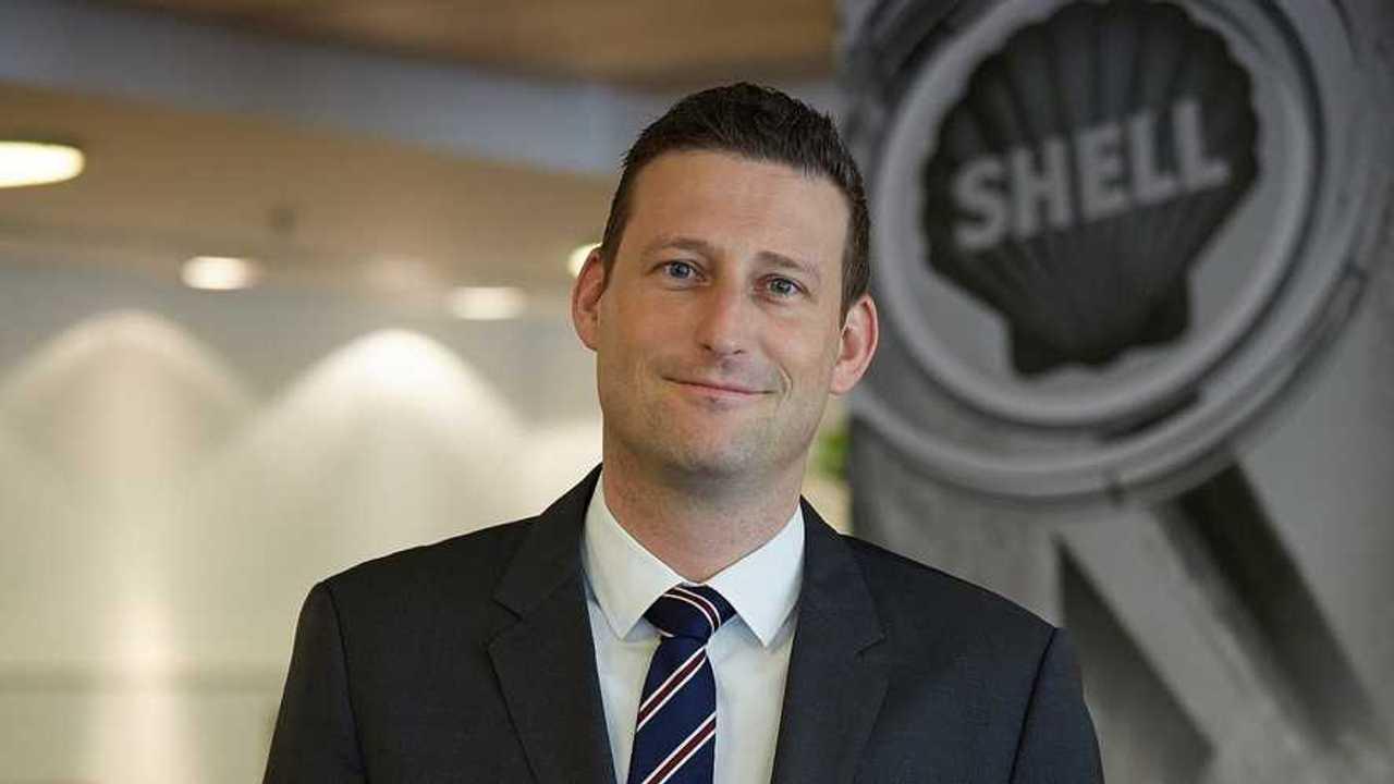 Shell Turcas CEO'su Felix Faber