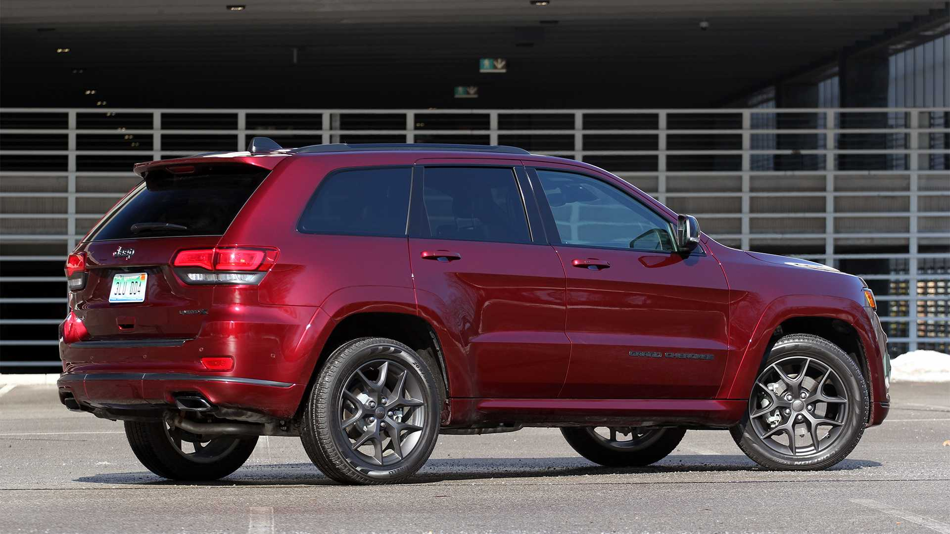 2019 Jeep Grand Cherokee Limited X Review Silver Fox