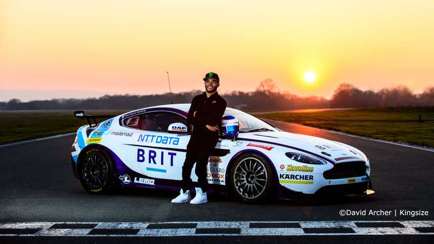 Nicolas Hamilton backs new race academy for disabled drivers