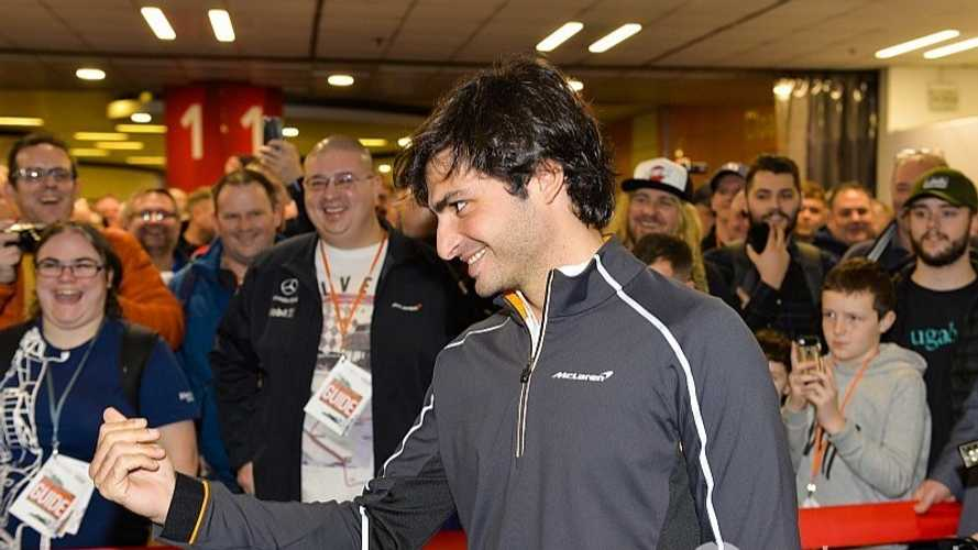 """Sainz: """"Lo que he visto del McLaren de 2019 me ha gustado mucho"""""""