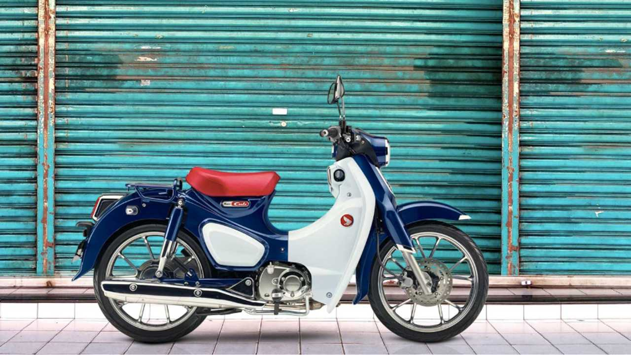 Honda Monkey and Super Cub