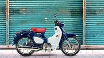 Honda Monkey and Super Cub