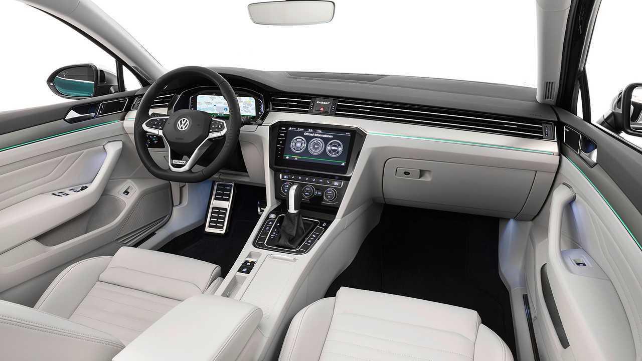 Vw Passat Facelift 2019 3773509