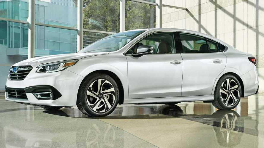 Новое поколение Subaru Legacy дебютировала в Чикаго