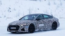 Audi RS7 Spy Shots