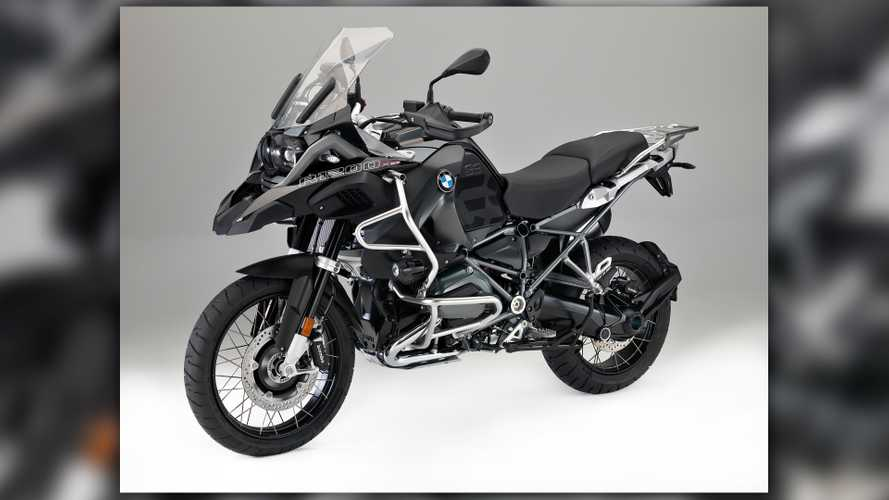 Is BMW Developing A Hybrid Drive Motorcycle?