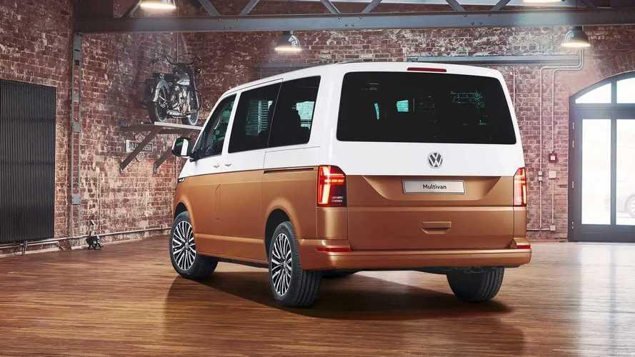 Volkswagen отзовет в России T6 2020 года выпуска