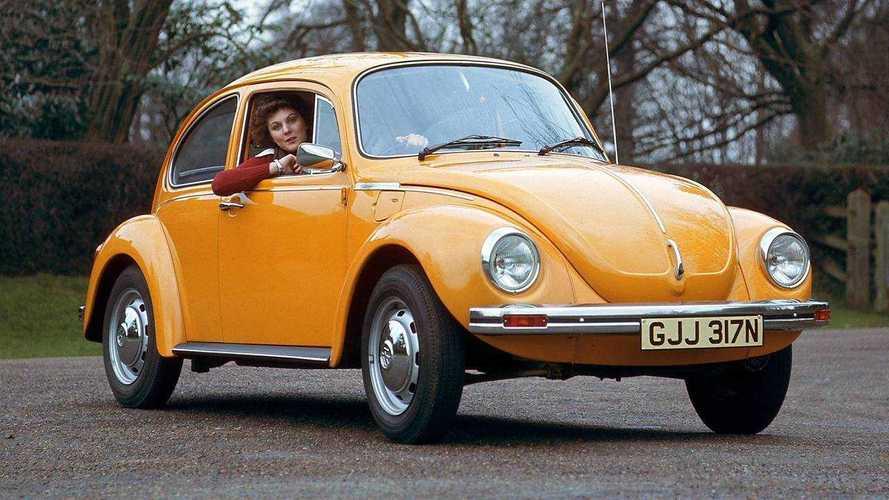 Volkswagen, Beetle'ın tasarımı için açtığı telif savaşını kazandı