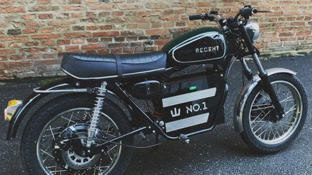 More Electric Motorcycles Please: Introducing the Regent