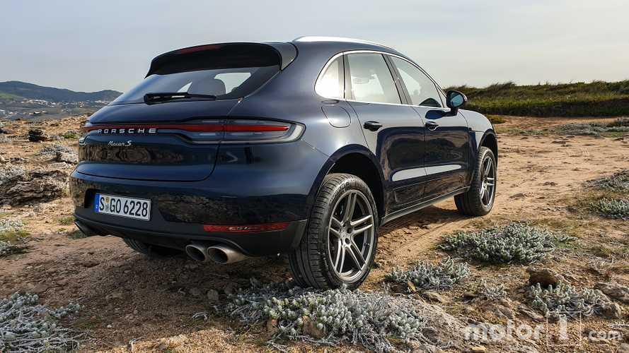 Coupé változatot is kaphat a tisztán elektromos-hajtású Porsche Macan