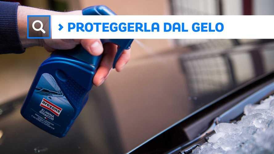 Ondata di gelo e neve, come proteggere l'auto