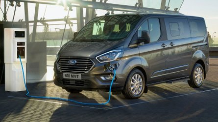 Ford Transit ve Tourneo Custom elektriklendi