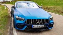 Mercedes-AMG GT 63 S Coupé 4 Puertas de Performmaster