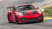 Porsche 911 GT2 RS Road Atlanta Lap Record