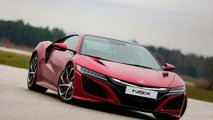 Blind Levent Karadol drives a Honda NSX