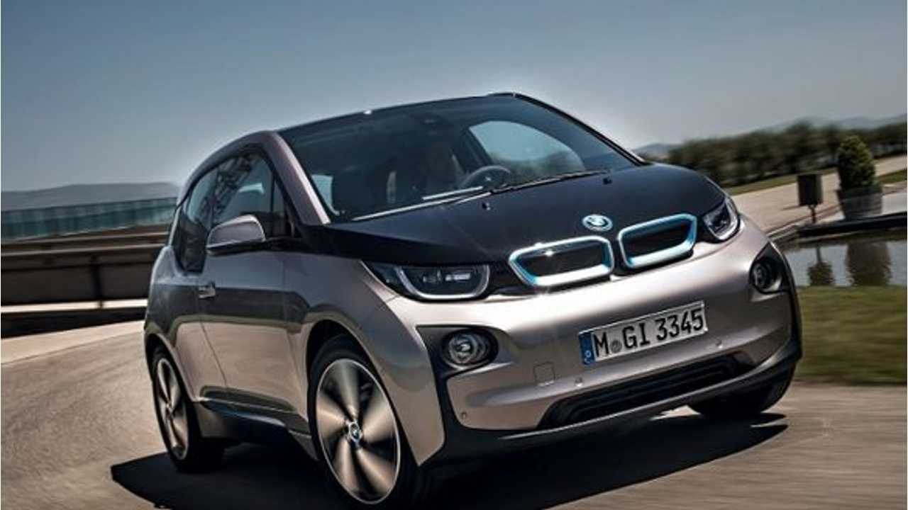 If In Frankfurt, Why Not Check Out The i3 (the show also promises to have delightful Apfelstrudel)