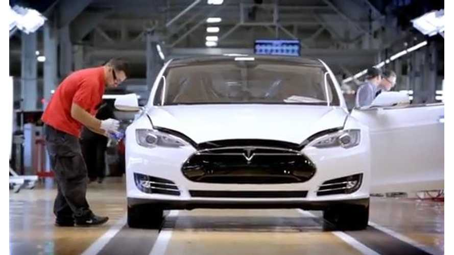 Video: Wired Takes Us Even Deeper Behind the Scenes of Production at Tesla Motors